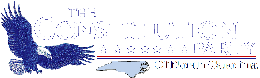 Constitution Party of North Carolina | Principle Above Politics